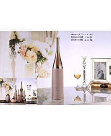 Bellied Decorative Vase