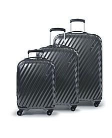 Marquise Series Hardside 3 Piece Luggage Set