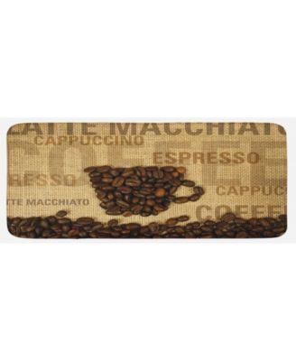 Coffee Kitchen Mat