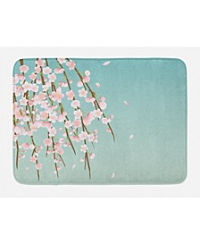 Weeping Flower Bath Mat