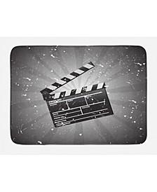 Movie Theater Bath Mat