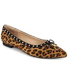 Laurena Pointy Toe Flats