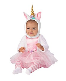 Toddler Girls and Boys Unicorn Tutu Deluxe Costume