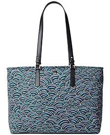 Taylor Party Bubbles Tote