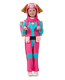 Baby Girls Paw Patrol Sea Patrol Skye Costume