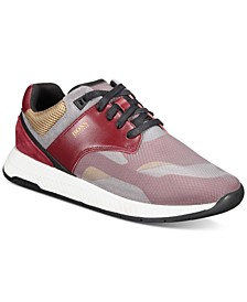 Men's Titanium Runn Sneakers