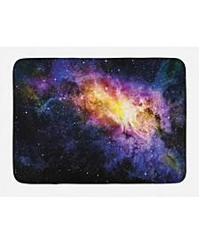 Galaxy Bath Mat