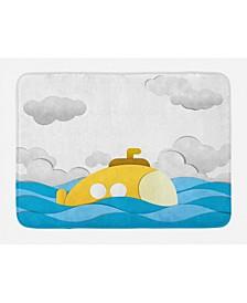 Submarine Bath Mat
