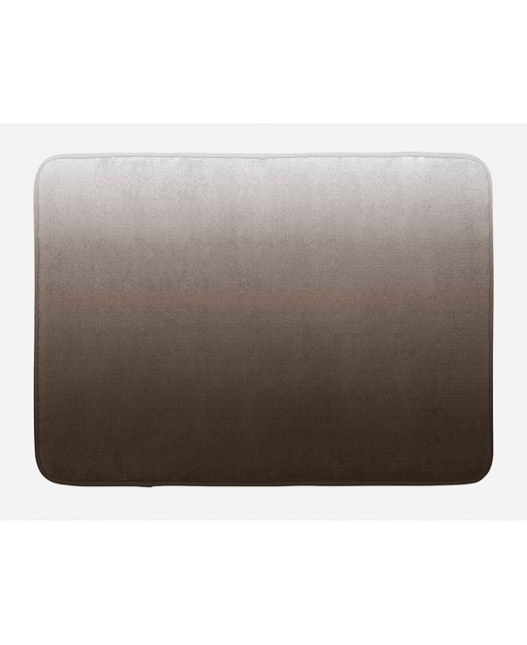 Ambesonne Ombre Bath Mat