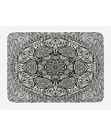 Ethnic Bath Mat