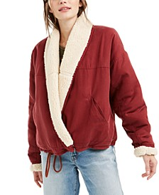 Mix It Up Reversible Jacket