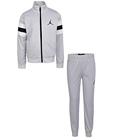 Toddler Boys 2-Pc. Tricot Track Jacket & Pants Set