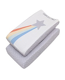 Super Star Photo-Op Changing Pad Cover 2-Pack