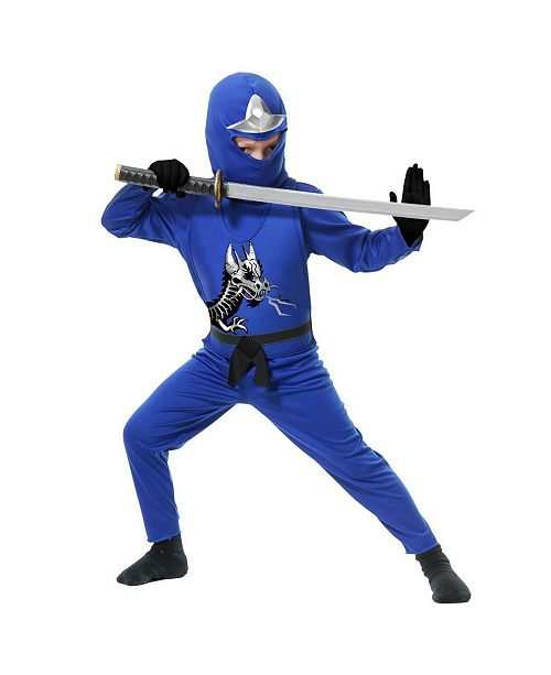 BuySeasons Toddler Boys Ninja Avenger Series II Costume