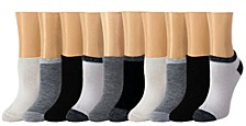 Women's 10 Pack Low-cut Socks, Online Only