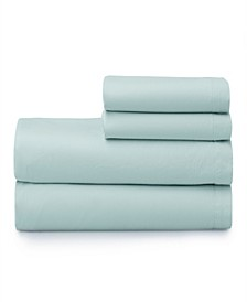 The Super Soft Washed Cotton Breathable Twin Sheet Set