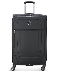 """Delsey Helium DLX 29"""" Softside Check-In Spinner, Created for Macy's"""