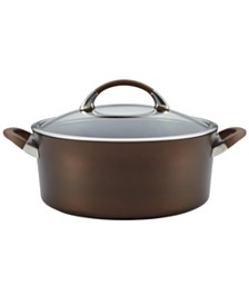 Symmetry Hard-Anodized Nonstick Covered 7 Qt Dutch Oven