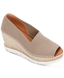 by Kenneth Cole Women's Elyssa A-Line Espadrille Wedges