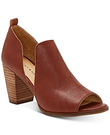 Women's Junai Heeled Shooties