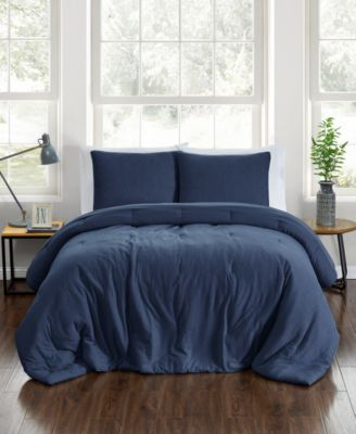 Jersey 2-Pc. Twin Comforter Set