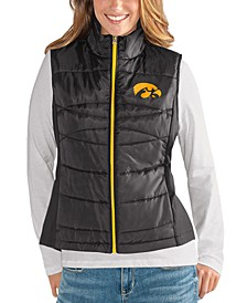 Women's Iowa Hawkeyes Puffer Vest