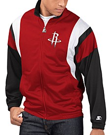 Men's Houston Rockets The Contender Track Jacket