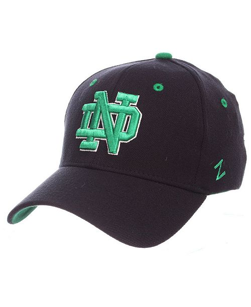 Zephyr Notre Dame Fighting Irish Stretch Fitted Cap