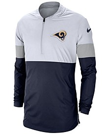 Men's Los Angeles Rams Lightweight Coaches Jacket