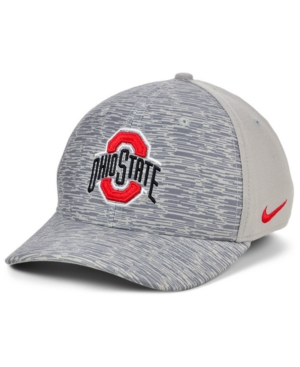 Nike Ohio State Buckeyes Velocity Flex Stretch Fitted Cap