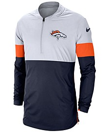 Men's Denver Broncos Lightweight Coaches Jacket