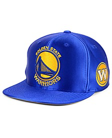 Golden State Warriors Dazzel Snapback Cap
