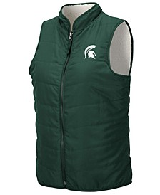 Women's Michigan State Spartans Blatch Reversible Vest