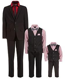 & Calvin Klein Suit Separates & Vest Sets