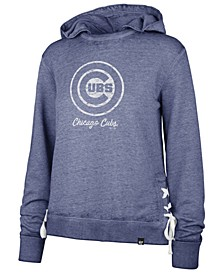 Women's Chicago Cubs Sideline Lace Pullover