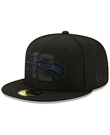 Seattle Seahawks Flag Flective 59FIFTY Cap