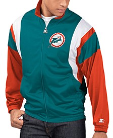 Men's Miami Dolphins The Contender Track Jacket