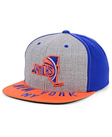 New York Knicks C-Code Snapback Cap