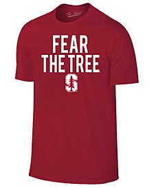 Men's Stanford Cardinal Slogan T-Shirt