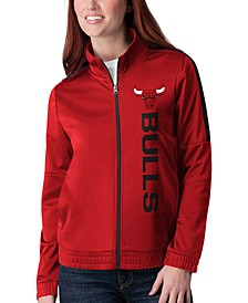 Women's Chicago Bulls Team Track Jacket