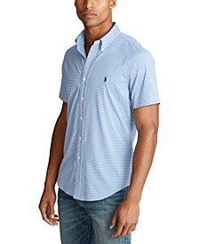 Men's Big & Tall Classic Fit Performance Twill Shirt