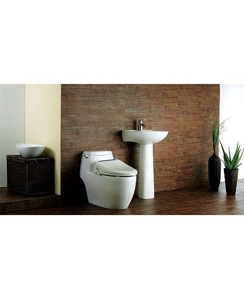 Fine Biobidet Ultimate Bb 600 Electric Smart Bidet Seat For Elongated Toilet Short Links Chair Design For Home Short Linksinfo