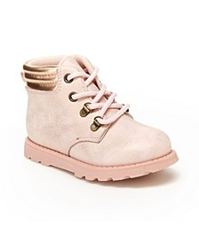 Toddler and Little Girl's Bell Ankle Boot