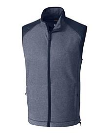Cedar Park Full Zip Sweater Vest