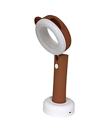 Brown Bear Ears LED Desk Lamp with USB Cord