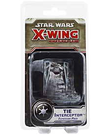Star Wars X-Wing Miniatures Game - Tie Interceptor Expansion Pack