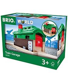Brio Train Garage Game