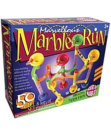 Marvellous Marble Run - 50 Piece Set