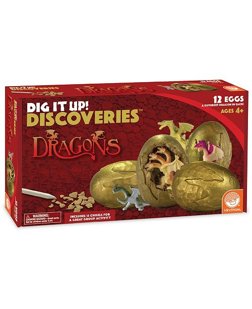 MindWare Dig it Up - Discoveries Dragons - Dragon Eggs Dig Kit