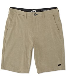 "Men's Crossfire 5-Way Stretch Quick-Dry Micro Repel 21""  Hybrid Shorts"